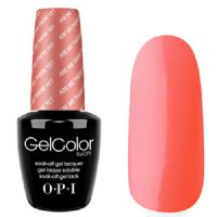 Pastels - Are we there yet? - OPI GelColor UV Polish - 15ml